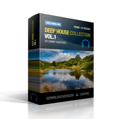 deep house collection Vol.1 by Conny Casterra